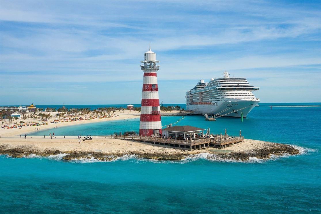 Ocean Cay MSC Marine Reserve: ontspannen in harmonie met de natuur
