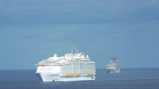 Cruisemaatschappijen nemen extra voorzorgsmaatregelen voor volksgezondheid