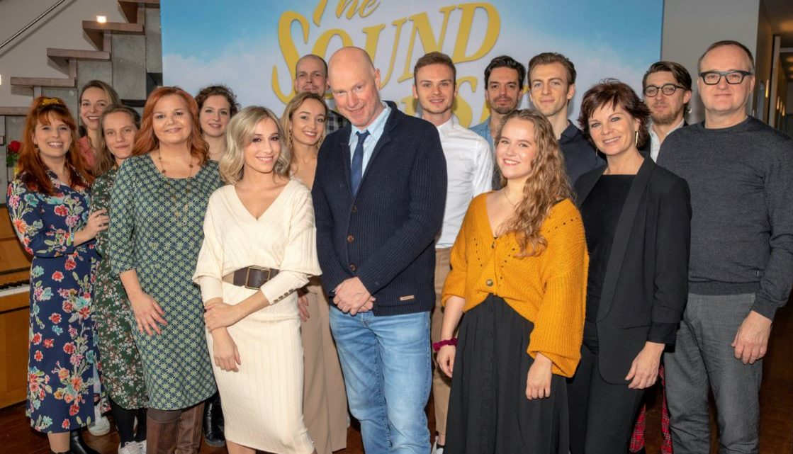 Alleen maar musicaltoppers in 'The Sound of Music'