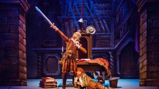 'Don Quichot' strijkt neer in Stadsschouwburg Antwerpen
