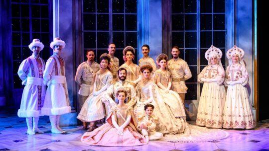 Anastasia, het mysterieuze verhaal van de laatste Romanov-prinses