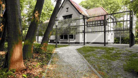 Emile Van Dorenmuseum wordt jaar lang ingepakt
