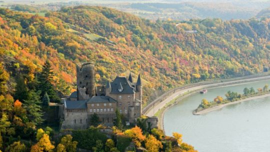 De mooiste kastelen van Rijnland-Palts op een rijtje