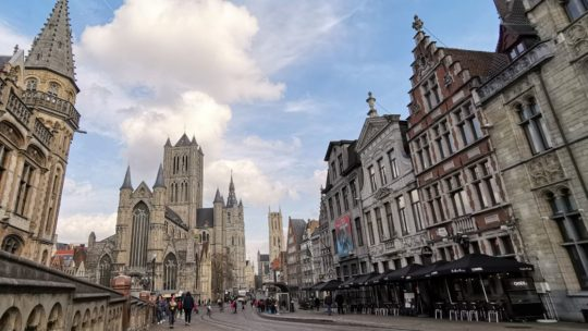 Gent: lekker dichtbij en klaar om opnieuw bezoekers te verwelkomen