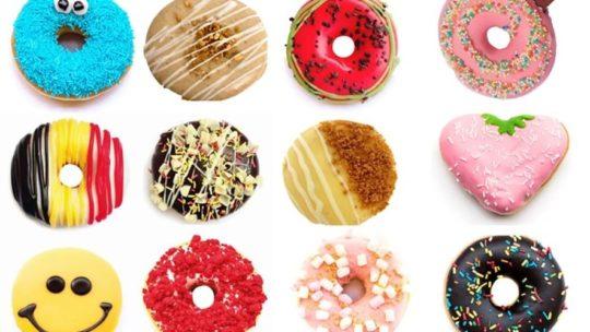 Dunkin' Donuts, eindelijk in België! En ze worden zelfs aan huis geleverd!