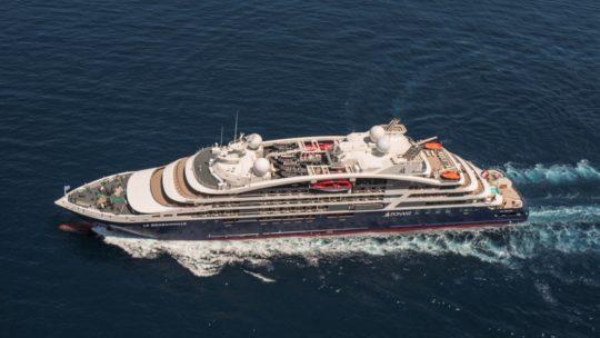 Met PONANT op muzikale cruise langs de Frans-Atlantische kust