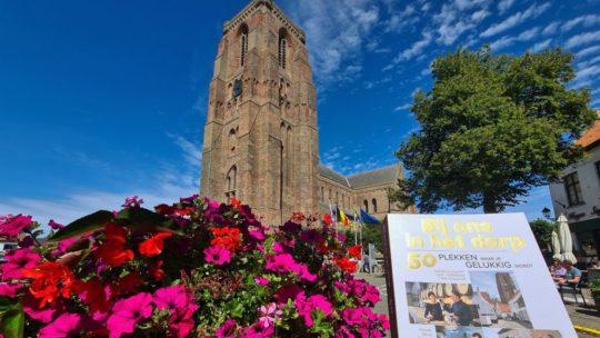 Toerist in eigen land: Op zoek naar ultiem geluk 'Bij ons in het dorp'