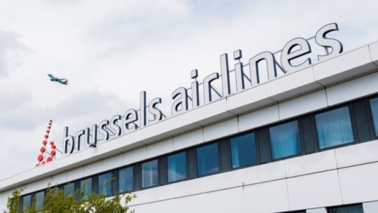 Brussels Airlines blijft in de lucht