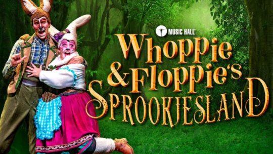 Whoppie en Floppie creëren hun eigen Sprookjesland