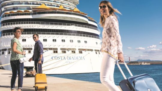 Costa Cruises herstart vakanties op 6 september