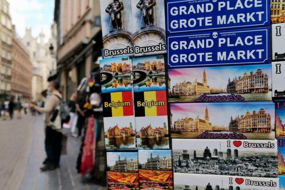 Toerist in eigen land: op trot in bruisend Brussel