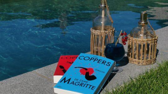 Nieuwe thriller 'Val' van misdaadauteur Toni Coppers houdt de spanning er in