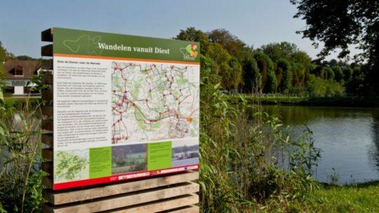 6 leuke wandel- en fietsbelevingen in het Hagelandse Diest