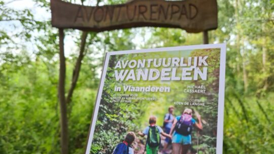Toerist in eigen land: Vlaamse wandelroutes voor grote en kleine avonturiers
