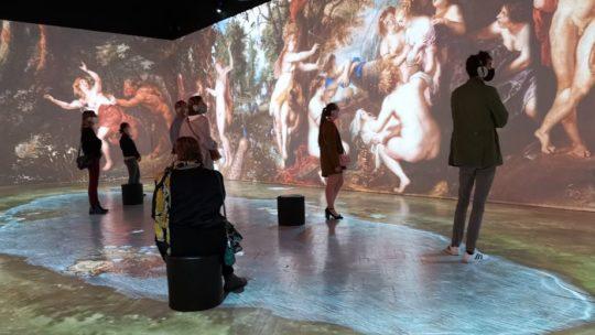 Meet the Masters brengt Van Eyck, Rubens en Bruegel tot leven