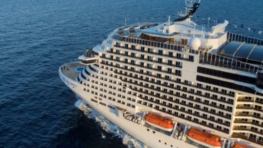 MSC Cruises vaart opnieuw uit in de Middellandse Zee