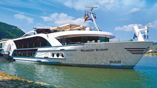 Bezoek de beste kerstmarkten met VIVA  Cruises
