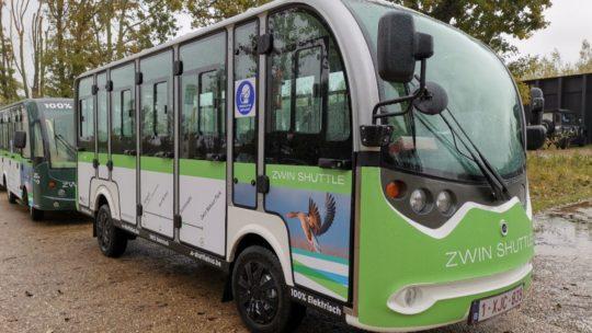 Knokke-Heist verbindt shopping en natuur met milieuvriendelijke Zwin Shuttle