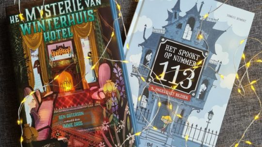 Deze boeken brengen je helemaal in halloweenstemming!