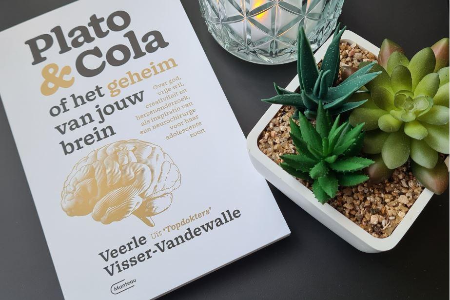 'Plato & Cola, of het geheim van jouw brein' uitgelegd in mensentaal