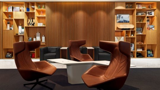 "THE LOFT by Brussels Airlines and Lexus opnieuw verkozen tot ""Europe's Leading Airline Lounge"""