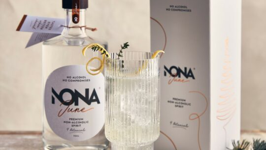 NONA June, de perfecte non-alcoholische afsluiter van elk feest