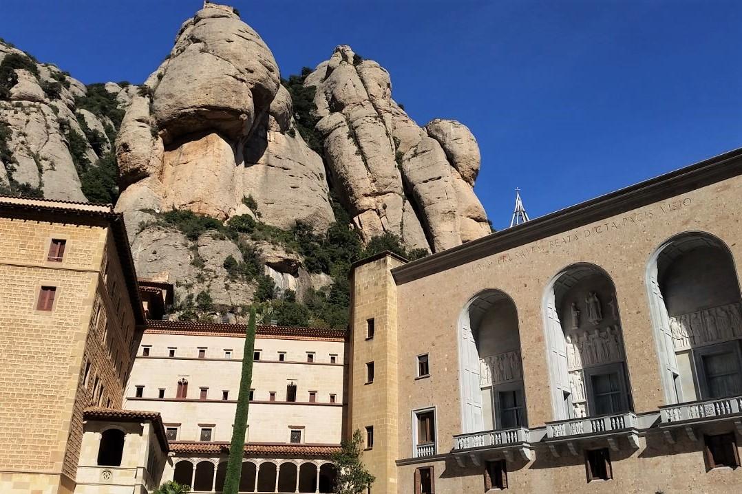 Montserrat, een oase van rust en bezinning