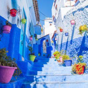 Knipsel-marokko