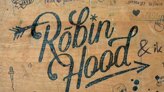 De avonturen van Robin Hood krijgen een nieuwe dimensie in 'Robin Hood & ik'