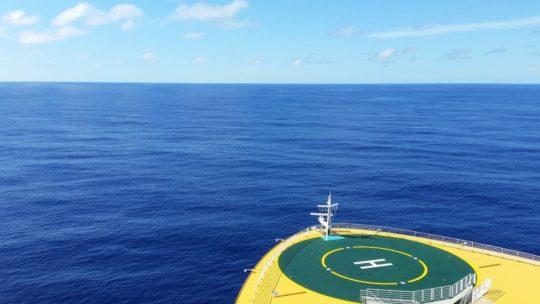 De gevolgen van de opschorting van de cruiseactiviteiten voor de wereldeconomie