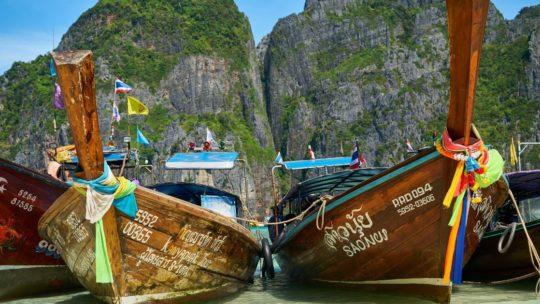 Thailand bereidt zich voor om opnieuw toeristen te ontvangen