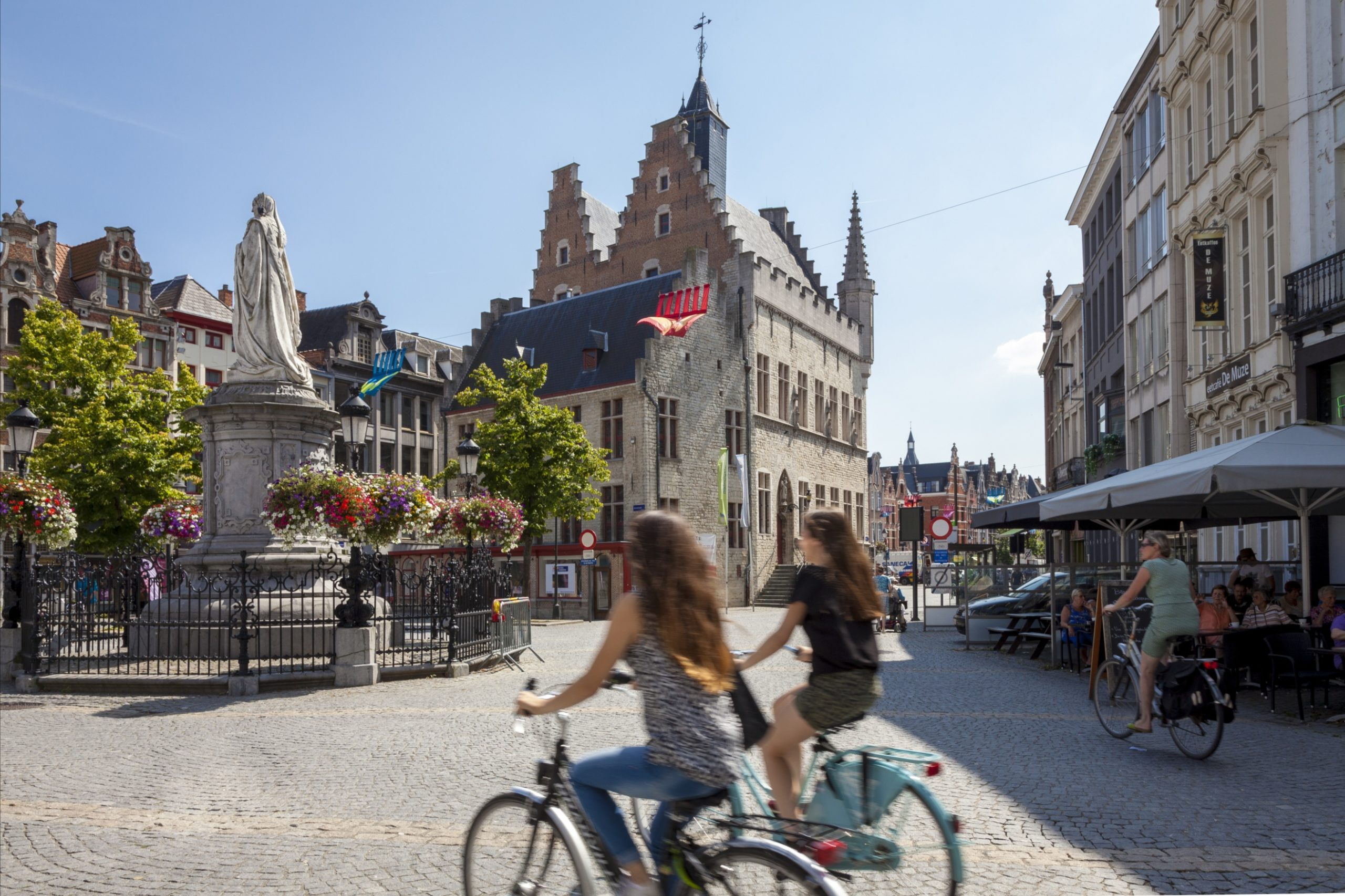 Mechelen trakteert: twee hotelnachten boeken is derde gratis