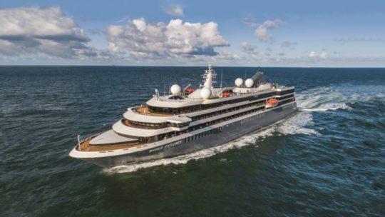 All Ways Cruises vaart volgend jaar met splinternieuw schip vanuit Zeebrugge