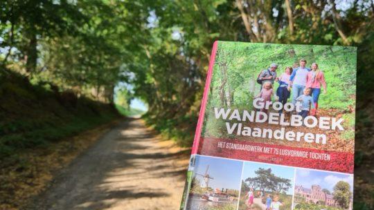 Toerist in eigen land: Te voet op ontdekking langs Vlaamse dorpen en natuur