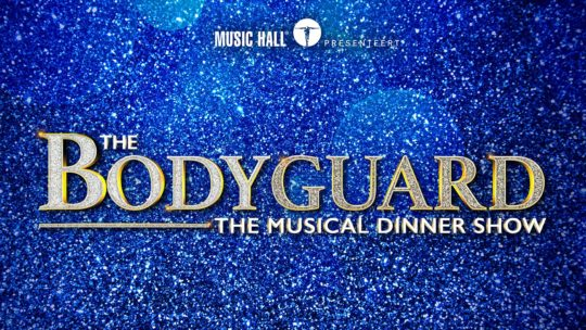 Hitmusical 'The Bodyguard' wordt 'dinner show' in Antwerpse Zuiderkroon