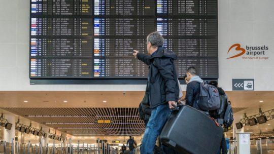 Deze winter kan je vanop Brussels Airport naar 120 bestemmingen reizen