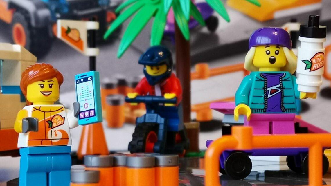 Creatief met LEGO: Bouw je eigen ministad met LEGO City