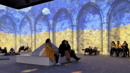 Een magische reis door de schilderkunst van Vincent van Gogh