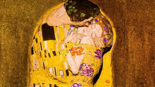 Gustav Klimt verovert de Brusselse Hortagalerij