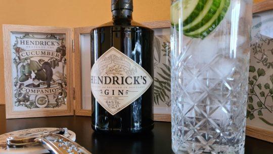 Hendrick's Gin, de unieke smaak van Schotland