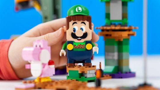 Op avontuur met Luigi in het Super Mario universum