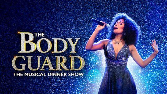 'The Bodyguard, the musical dinner show' opent Studio Zuid met verrassende hoofdcast
