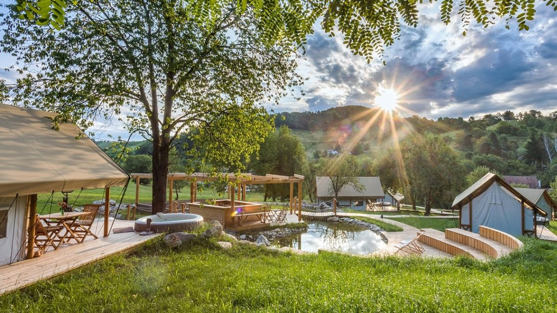 7 originele logeeradressen in Slovenië