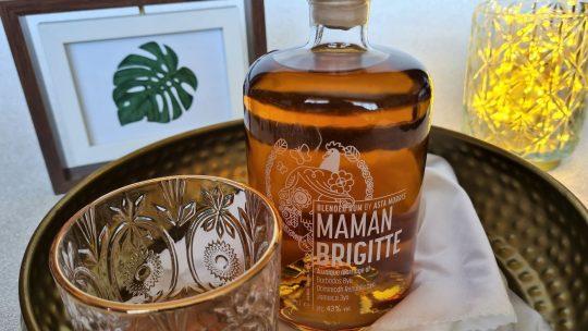 Maman Brigitte, een duivels lekkere rum 'Made in Belgium'