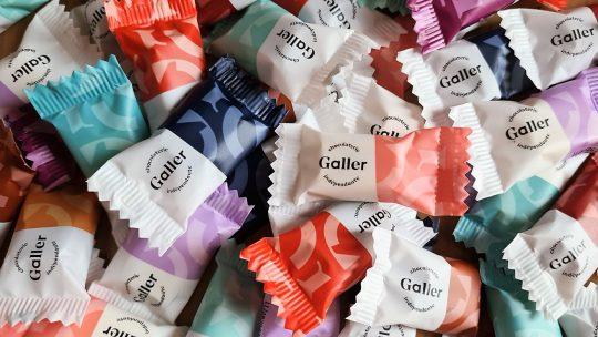 Rawetes: het ideale tussendoortje van Chocolaterie Galler