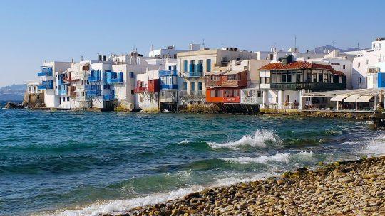De 5 beste bestemmingen voor digitale nomaden in Griekenland