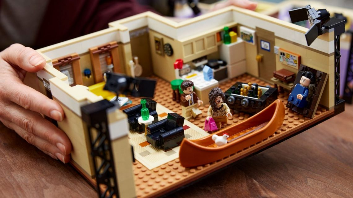 """""""I'll be there for you"""": Lego brengt nieuwe 'Friends'-set uit"""
