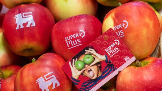 Superplus van Delhaize maakt gezonder eten goedkoper