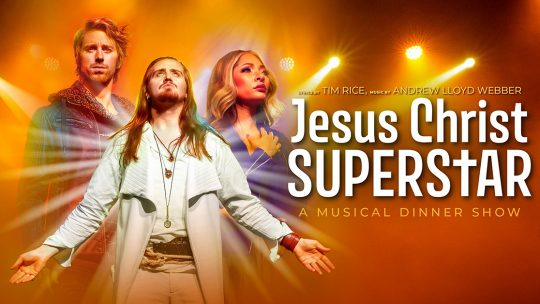 Marcel Vanthilt en Rik Torfs zorgen voor extra portie rock in 'Jesus Christ Superstar'