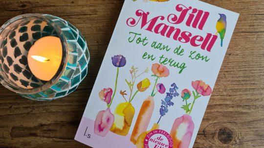 Jill Mansell zorgt met 'Tot aan de zon en terug' voor zomerse feelgood